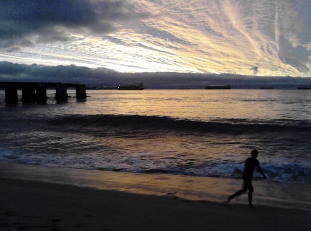 fotografia claudia vidal, diseñadora, creatividad, viña del mar, atardecer