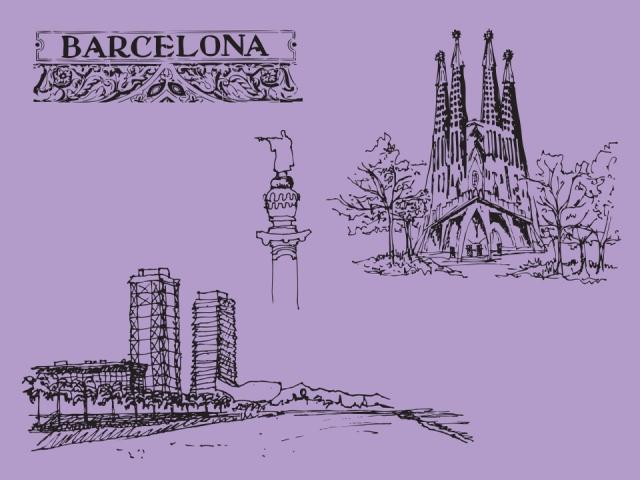ilustracion barcelona, claudia vidal diseñadora