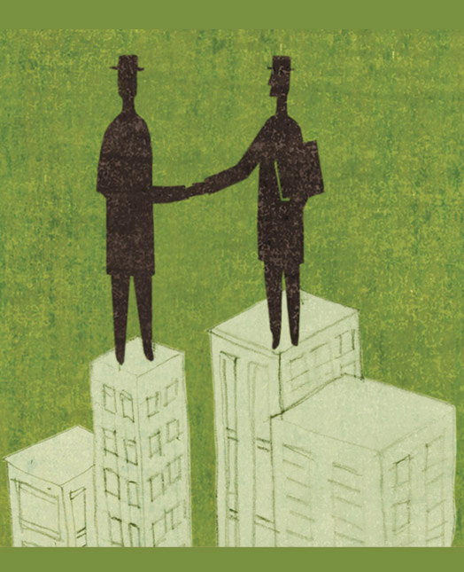 ilustracion negocios, claudia vidal diseñadora