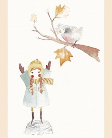 ilustracion niños, claudia vidal diseñadora